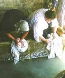 tara verte laver son linge la main c 39 est facile et rapide. Black Bedroom Furniture Sets. Home Design Ideas