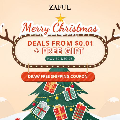 Zaful Christmas Sales