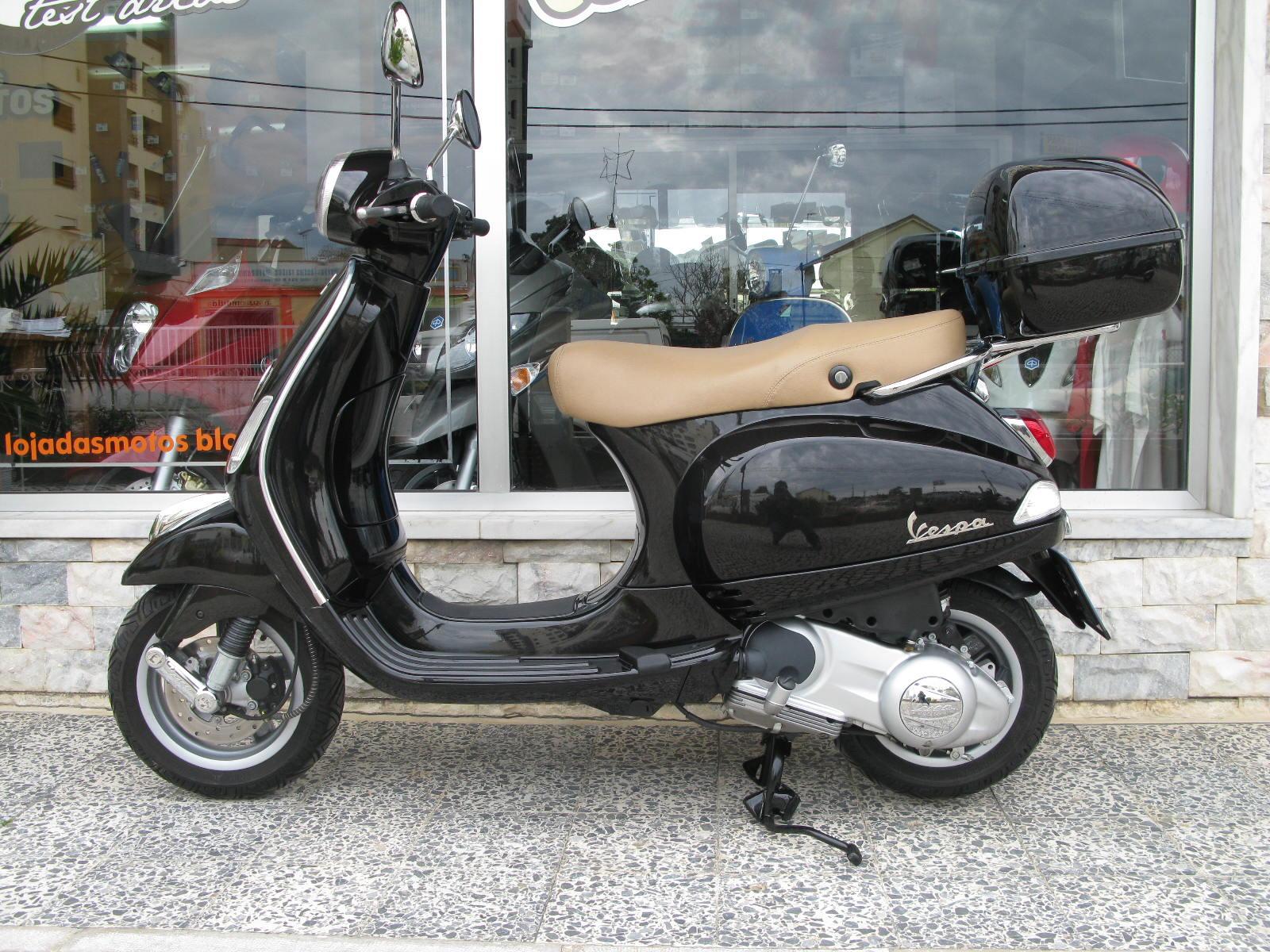 loja das motos vespa lx 125. Black Bedroom Furniture Sets. Home Design Ideas