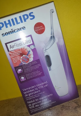 AirFloss Ultra de Philips Sonicare