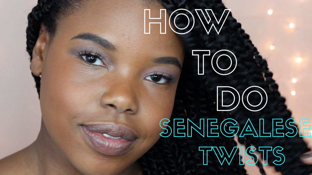 How to Do Senegalese Twists