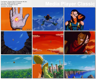 Download Film / Anime Dragon Ball GT Episode 46 Bahasa Indonesia