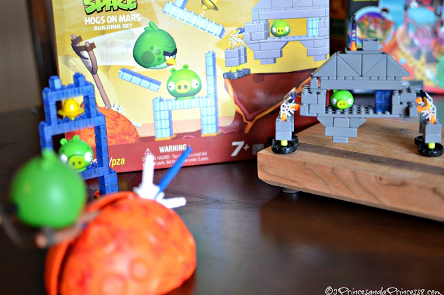 Angry Birds Space: Building Set #KNEX
