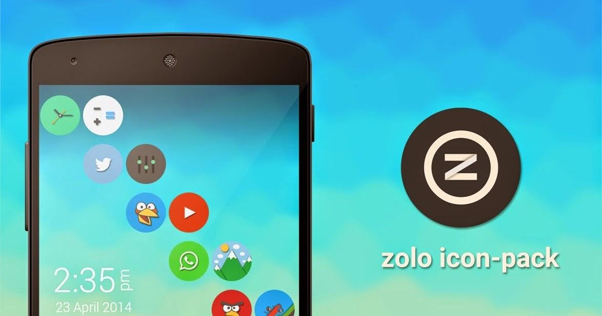 Zolo icon pack v1.4 Apk | Juegos y aplicaciones para android