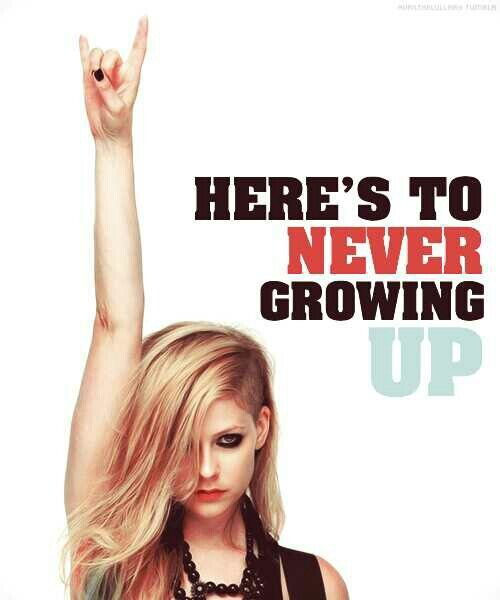 MELASARISKY : Download lagu Here's to never Growing Up by ...