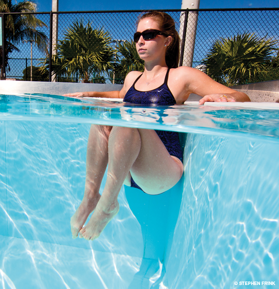 Eat Live Grow Paleo : Pool Exercises