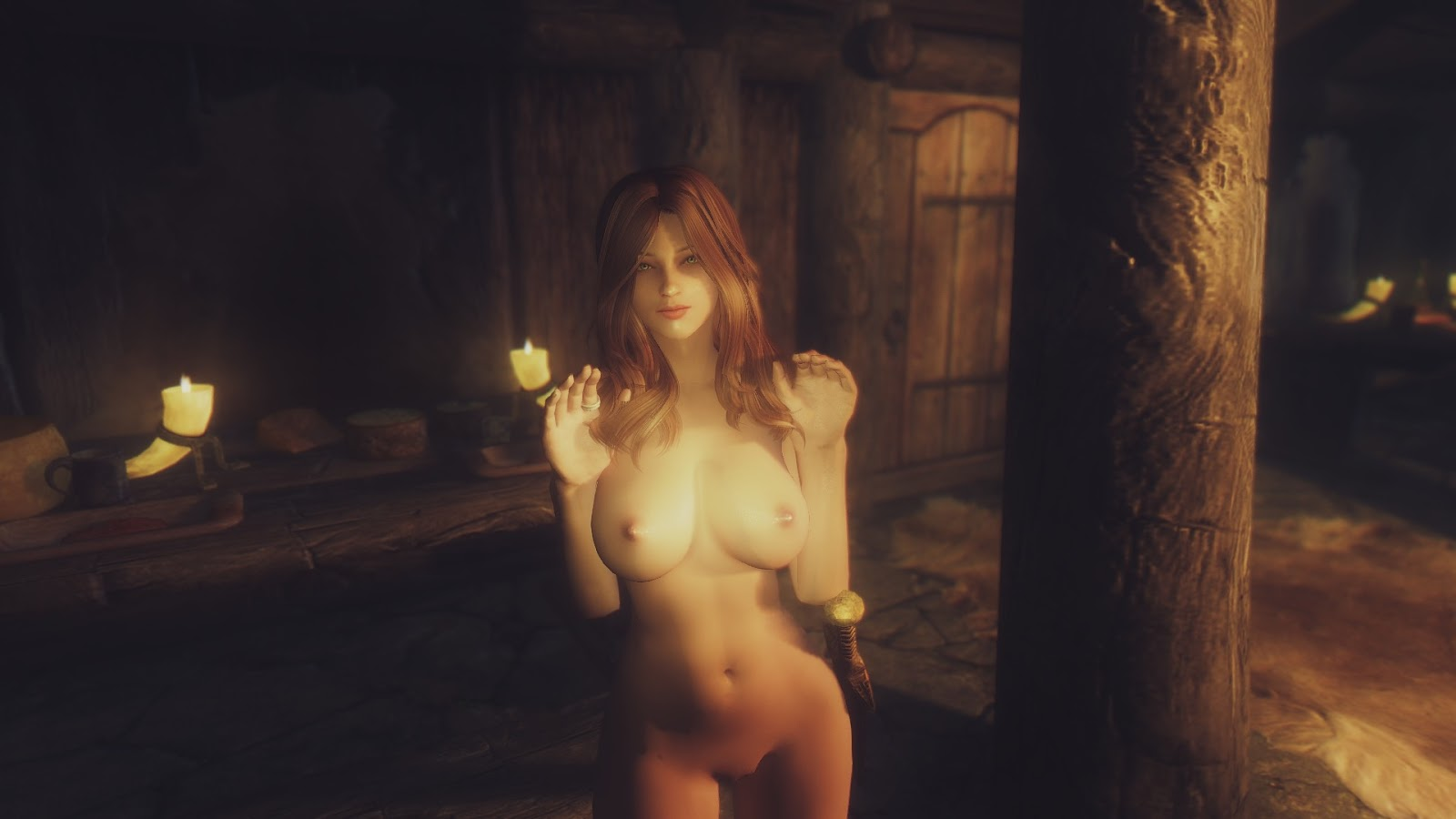 Skyrim naked pic elfs naked famous pussy