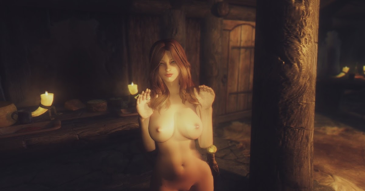 Think, that skyrim lydia nude