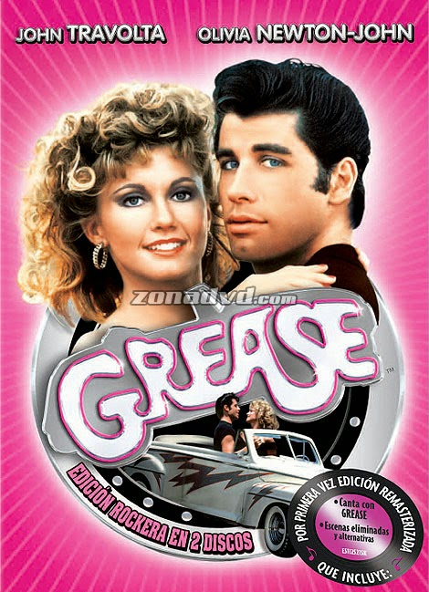 Grease (Brillantina) (1978) MP4
