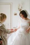 Sandra et Mickael, un mariage vert et blanc