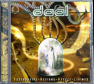 Daal - Discografia [Avant-Prog / Electrónico / Sinfónico]