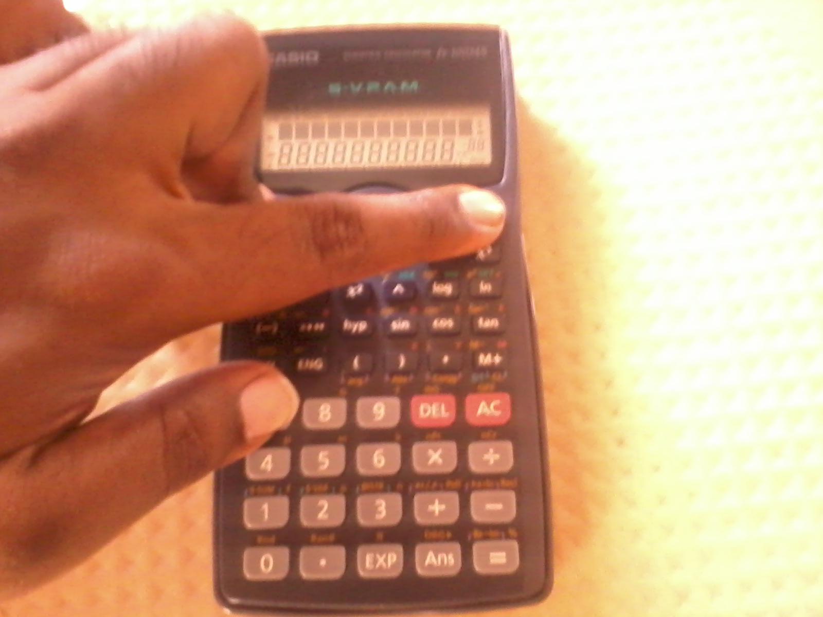 Useful Info How To Find Scientific Calculator Is Original Or Casio Fx 570es Plus Duplicate