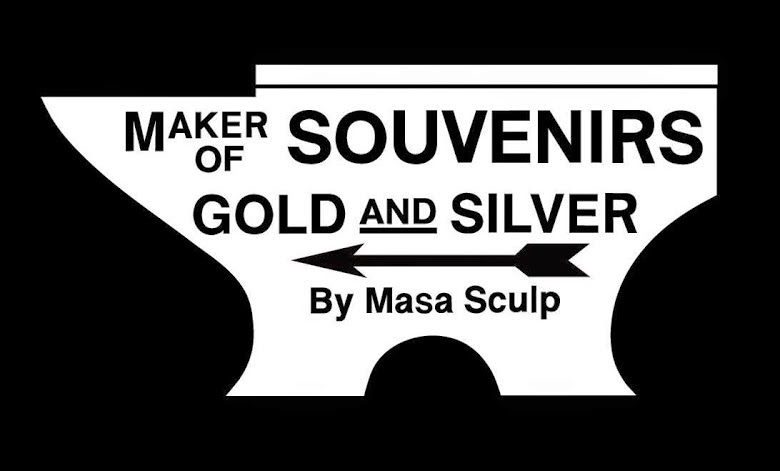 SOUVENIRS         GOLD AND SILVER