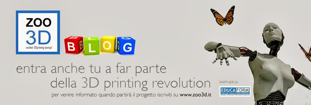 ZOO3D Mag - Stampa 3D