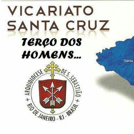 PROGRAMAÇÃO ANUAL DAS ATIVIDADES DO TERÇO DOS HOMENS DO VICARIATO SANTA CRUZ
