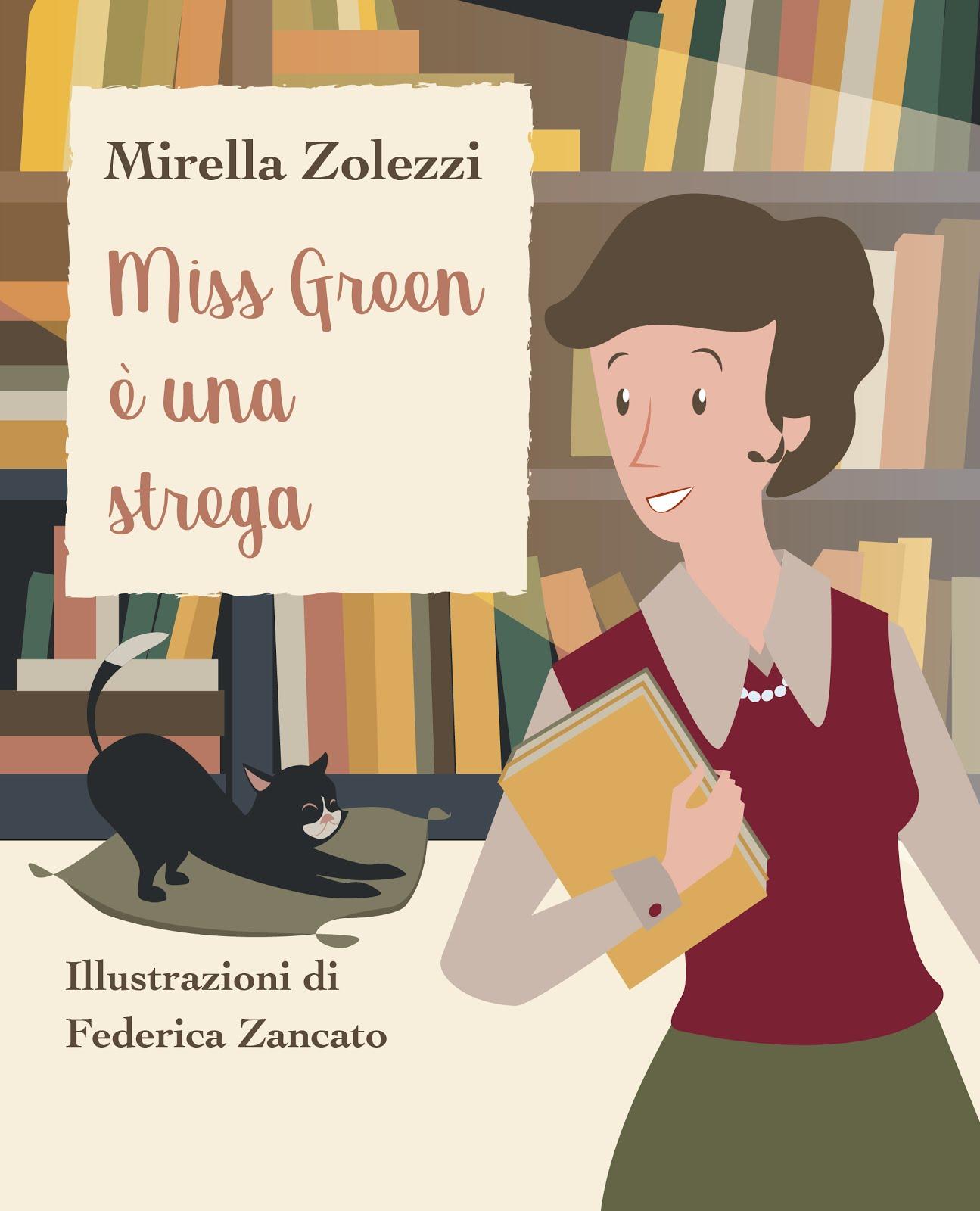 ...Miss Green è una strega...