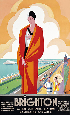 Vintage Travel Posters & Canvas Prints