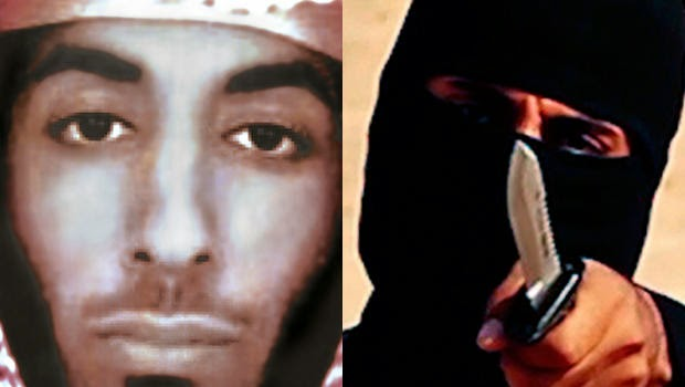 Muuqaal laga baahiyay Jihadi John oo kacabanaaya MI5 Xili la qabtay isaga oo Somalia kusoo jeeday Daawo