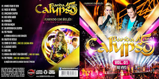 CD Banda Calypso – 15 Anos – Ao Vivo CD1 (2015)