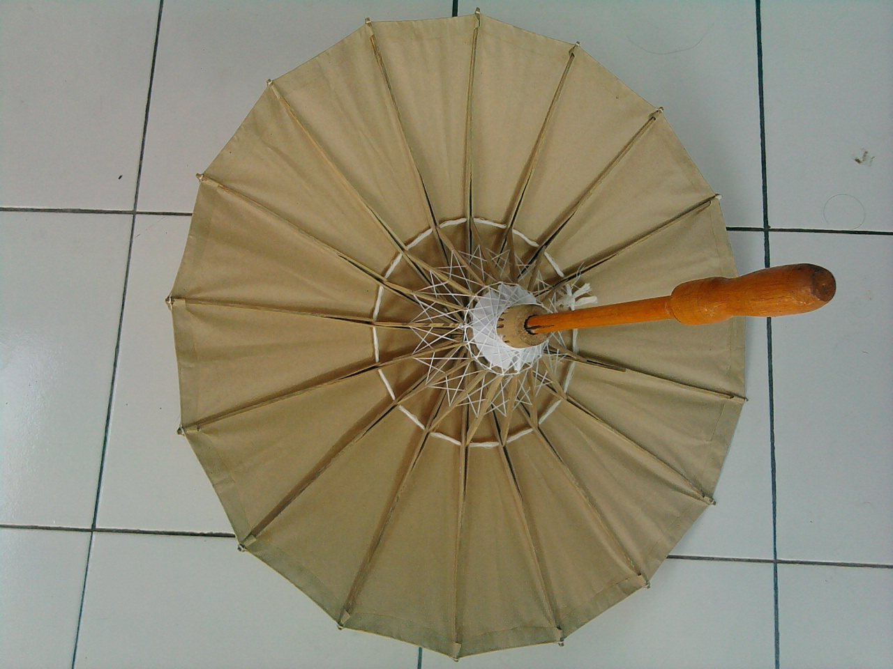 kerajinan tangan dari bambu