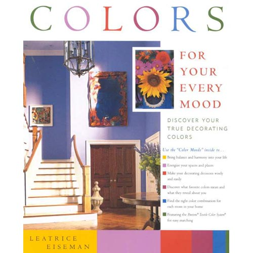 Monday Review: Colors For Your Every Mood: Discover Your