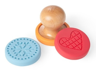 Sweet Pressed Cookie Stamps