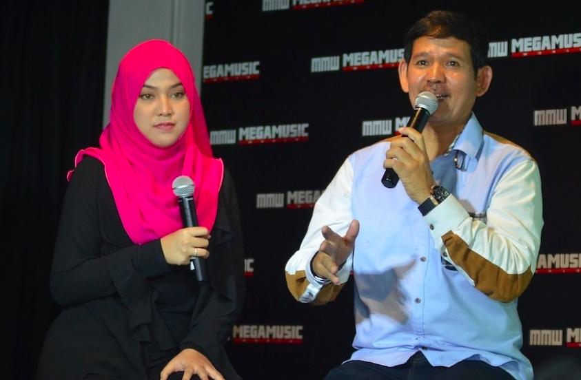 Sidang Media Gagal Jernihkan Hubungan Shila Amzah Media Melayu