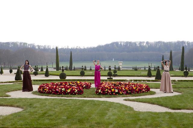 Exclusive Secret Garden Versailles, la nueva película de DIOR