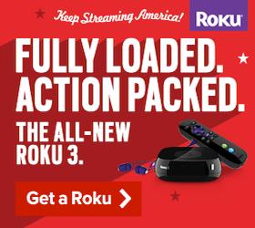 Get a Roku 3