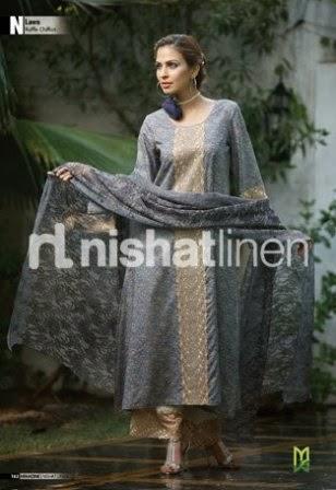 Nishat Linen Summer 2012-13