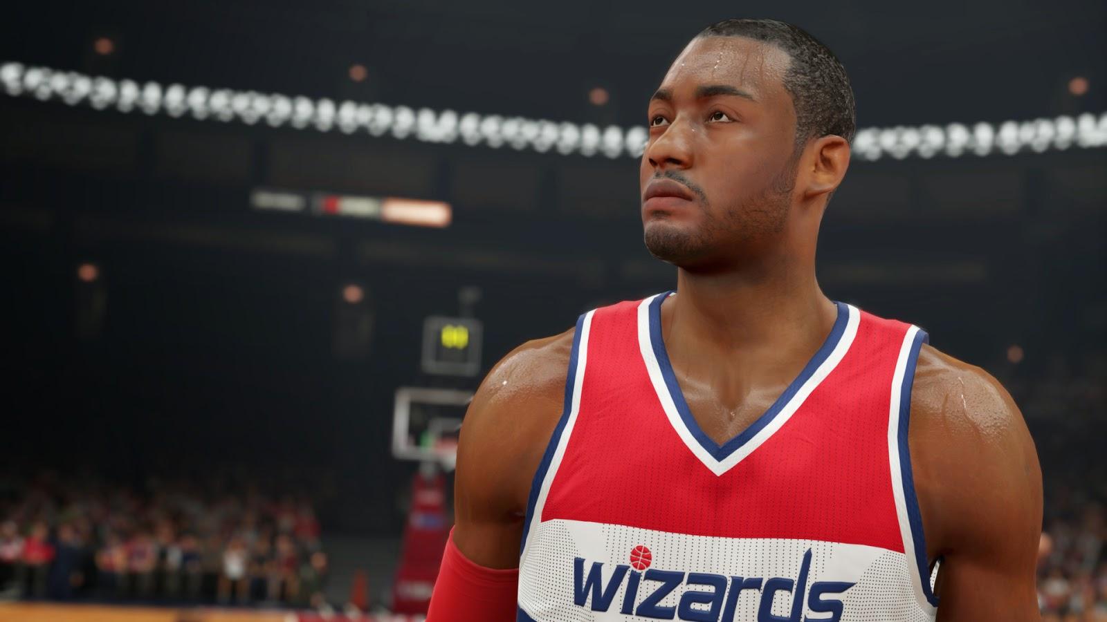 NBA 2K15 release