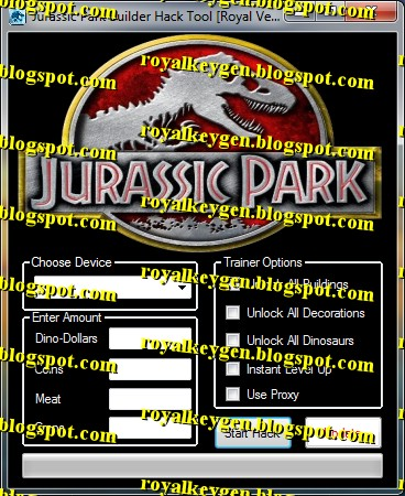 Hacks cracks - Jurassic park builder decorations ...