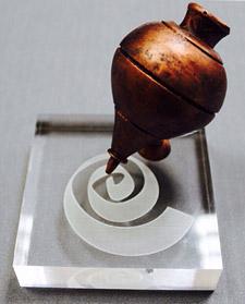Peonza de Bronce IX Premio Espiral EDUBLOGS 2015