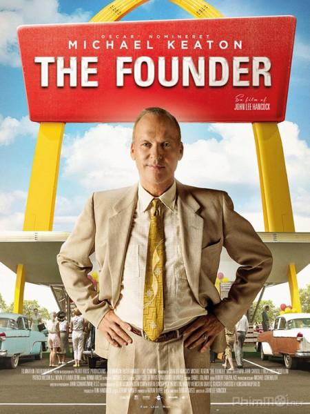 Nhà Sáng Lập, The Founder