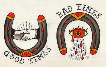 Melhores tatuagens de ferradura