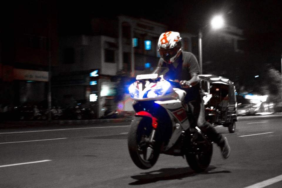 R15 V2 Modified With Projector Lights YAMAHA FANS - Google