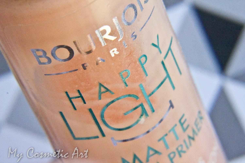 Prebase Happy Light Matte Serum Primer de Bourjois