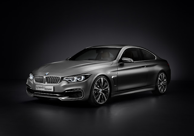 Фото Bmw Concept 4 Series Coupe