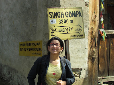 Singh Gompa also known as ChandanBari
