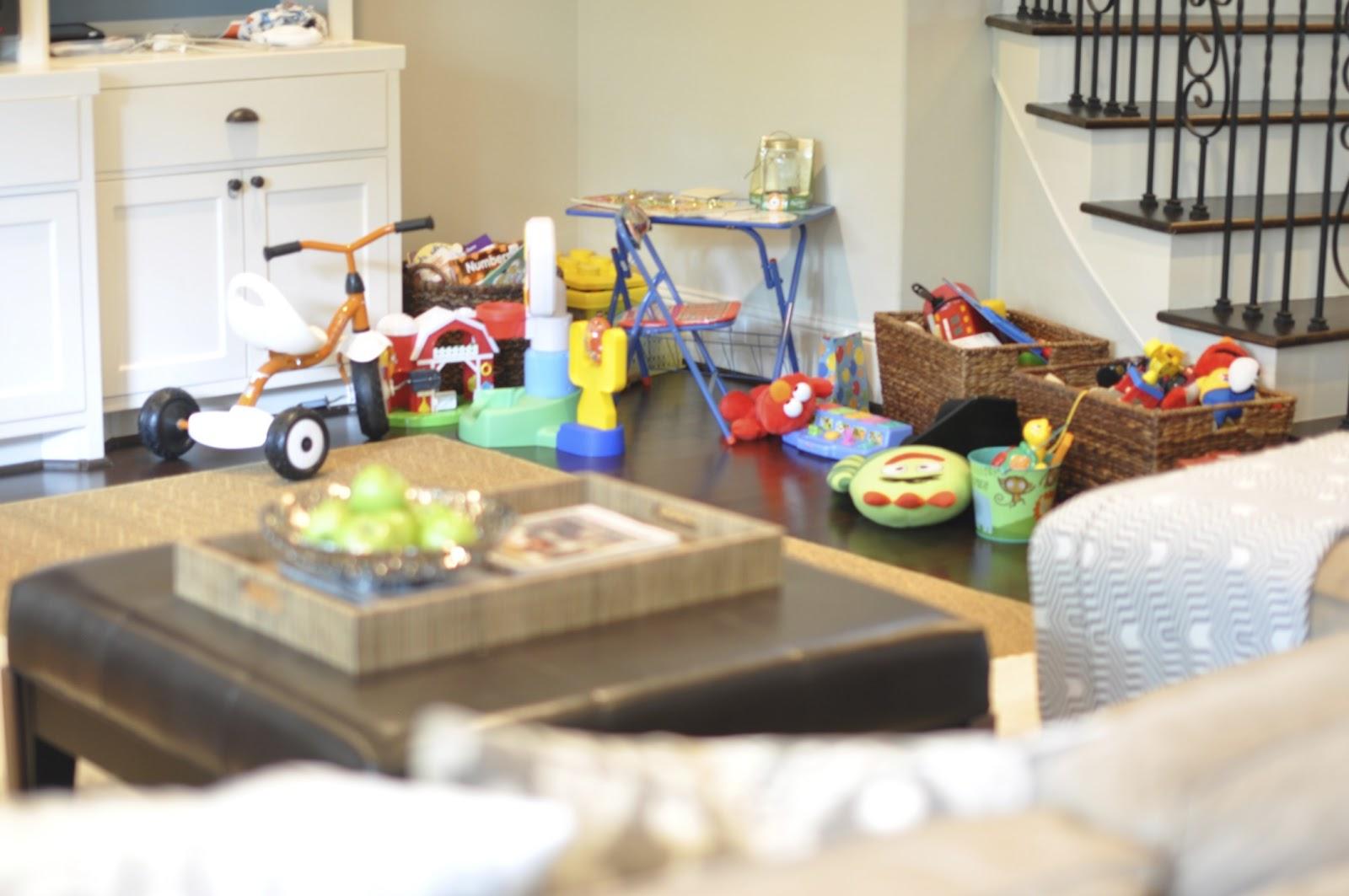 cowhide rug love our updated living room honey we 39 re home. Black Bedroom Furniture Sets. Home Design Ideas
