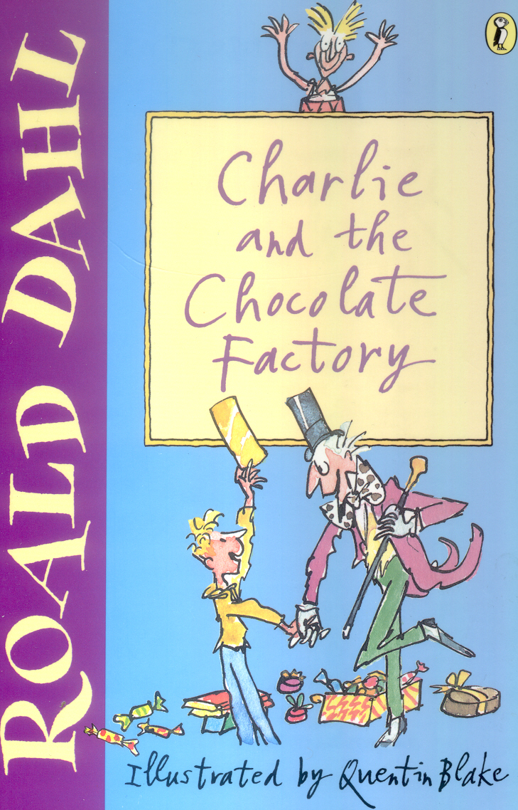 Charlie and the Chocolate Factory Writing