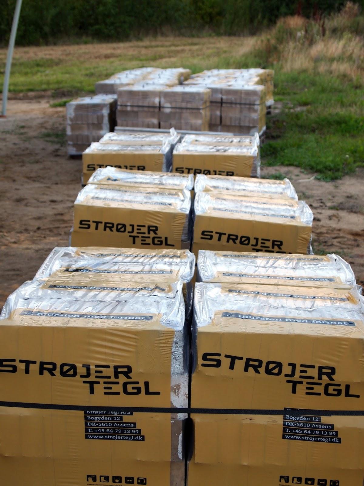 Strøjer Tegl | Bison sten | Byg med HusCompagniet