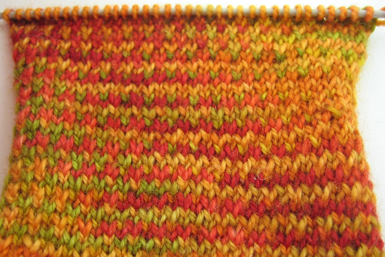slip stitch knitting-Knitting Gallery