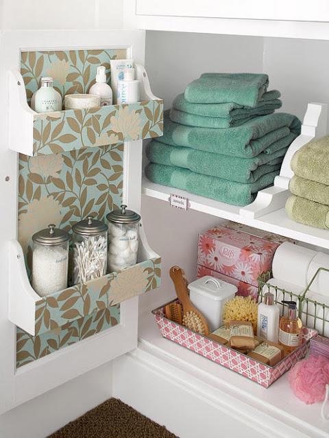 organizar+enxoval2 Dicas para organizar toalha de banho