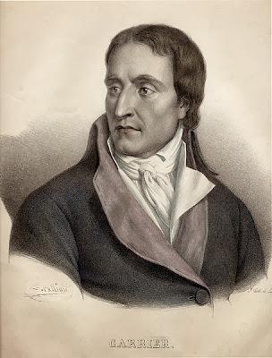 Jean-Baptiste Carrier by François Séraphin Delpech, 1830