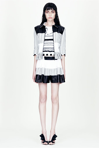 James Long Spring/summer 2013 Women's Collection