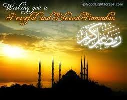 SMS ramadan karim