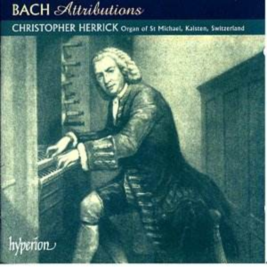 J.S.Bach - Attributions