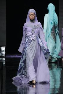 trend busana muslim tahun 2012