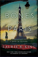 The Bones of Paris Laurie R. King cover
